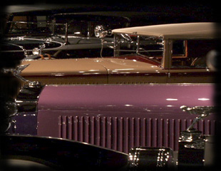 The Blackhawk Automotive Museum, Danville - 1929 Cunningham and 1930 Isotta-Fraschini