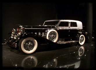 The Blackhawk Automotive Museum, Danville -