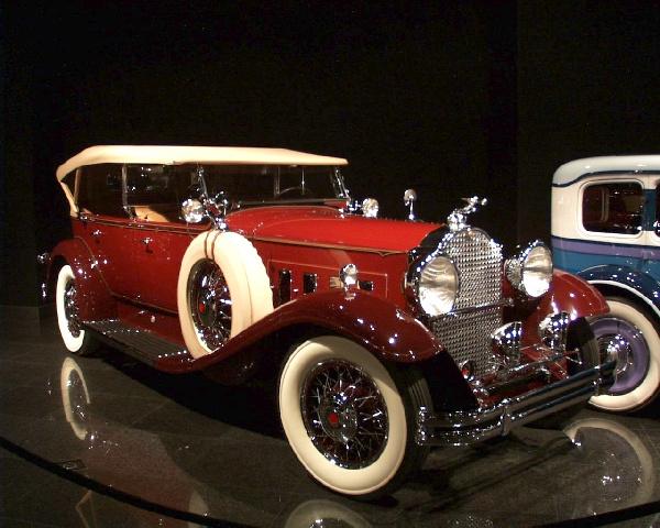 The Blackhawk Automotive Museum Danville 1930 Packard 745