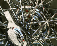 Borrani Wire Wheel