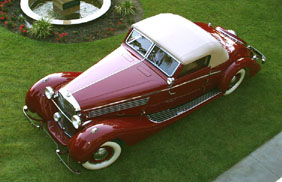 1939 Maybach SW 38 Special Roadster