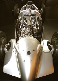 1939 Auto Union Type C/D Mountain Climb