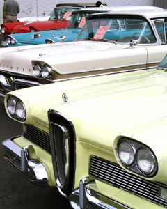 Color und Chrome - Ford Edsel