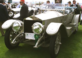 1913 Rolls-Royce Silver Ghost Grosvenor Tourer