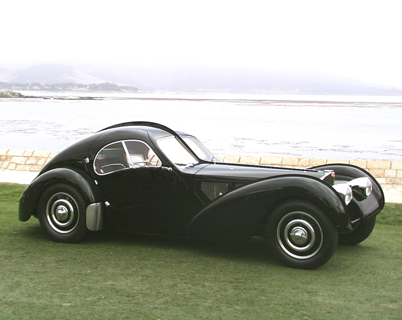 Bugatti atlantic - photo#22
