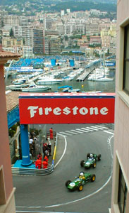 2nd Historic Grand Prix of Monaco in Monte Carlo