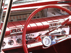 Buick Invicta dashboard