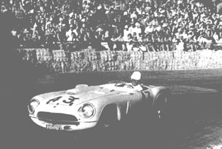 Pegaso Z-102 at the 1954 Copa Monjuic