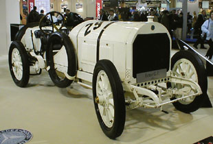 1908 Benz Grand Prix Racing Car