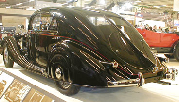 1939 Mercedes-Benz 320 Streamline