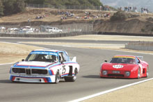Monterey Historic Automobile Races 2002