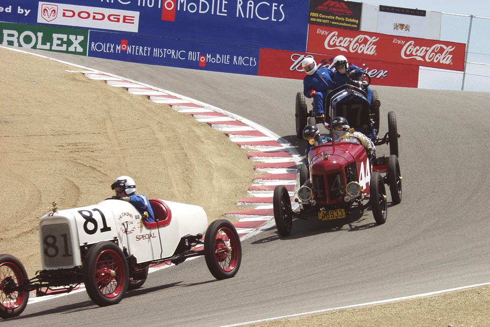 Classics.com - Monterey Historic Automobile Races 2002
