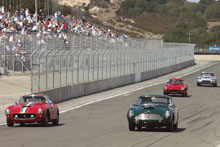 at the Monterey Historic Automobile Races 2002