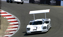 Monterey Historic Automobile Races 2004 in Laguna Seca - Chaparral 2F