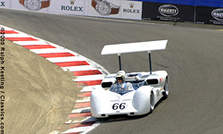 Monterey Historic Automobile Races 2004 in Laguna Seca - Chaparral 2G