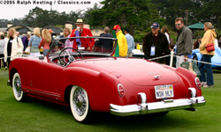 1963 Nash Healey Pinin Farina Roadster - Pebble Beach Concours d'Elegance 2005