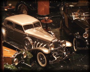 The Nethercutt Collection - Duesenberg SJ Arlington Torpedo