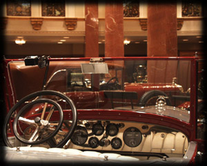 The Nethercutt Collection - DOBLE Steam Car