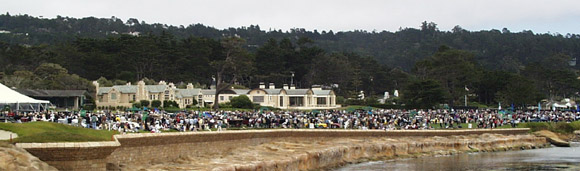 The Pebble Beach Concours d'Elegance 1999