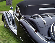 1938 Horch 853A Voll&Ruhrbeck Sport Cabriolet