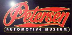 The Petersen Automotive Museum Logo